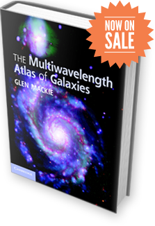The Multiwavelength Atlas of Galaxies